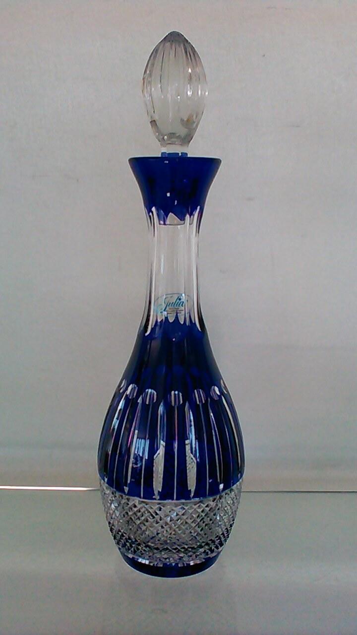 maggy cristal b450 carafe bleue. Black Bedroom Furniture Sets. Home Design Ideas