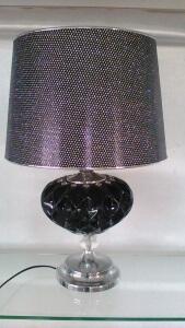 100449 PETITE LAMPE NOIRE STRASS[1]